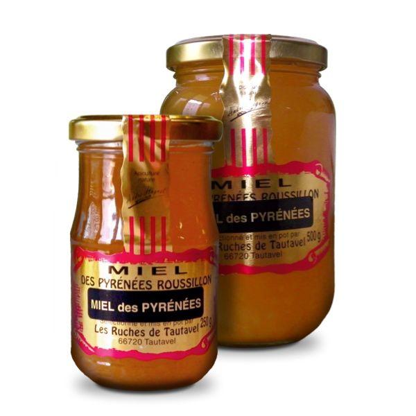 miel bio pyrenees orientales