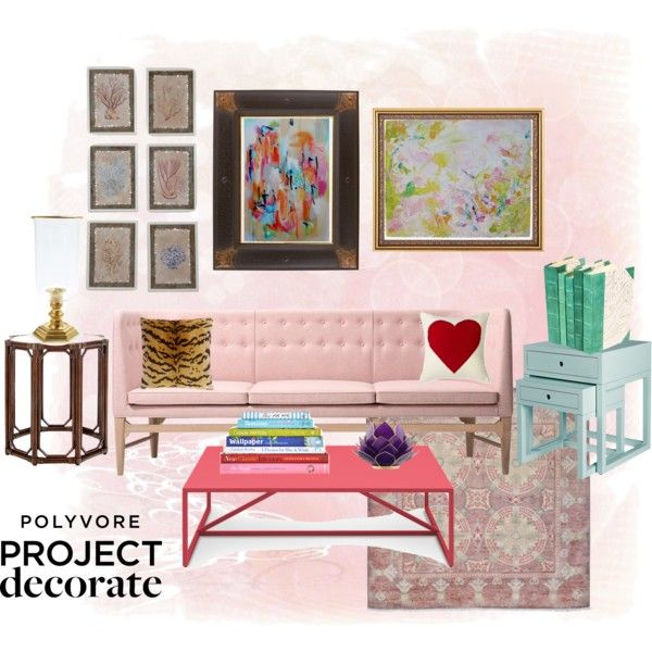 """""""Rose-Tinted Retreat"""" by cactusjellybookcollective on Polyvore"""