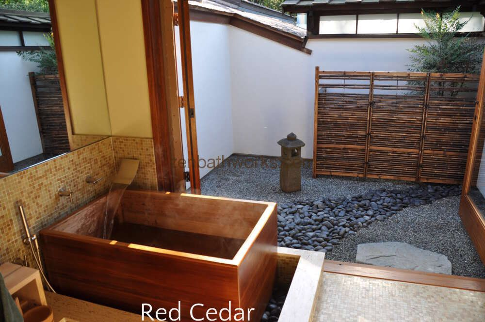 Onsen Ofuro | Japanese Soaking Tub by Zen Bathworks (from $5400 ...