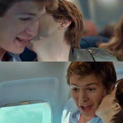 Pin By Tristan Marie On The Fault In Our Stars With Images