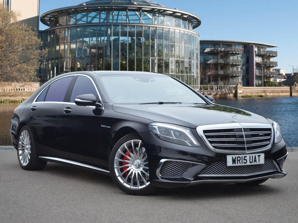 Used 2015 MercedesBenz S Class S65 AMG L for sale in Tyne