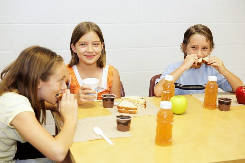 Why School Lunch Choices Really Aren't Healthy