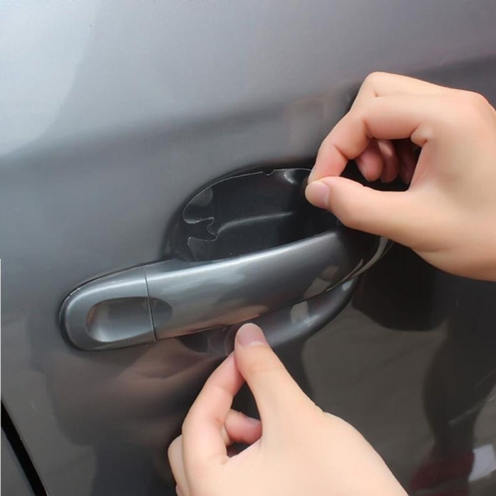 Car Door Handle Protection Sticker 4 Pcs Set Price 7 95 Free Shipping Car Style Shop Shopping Gadget Car Exterior Car Door Car Accessories