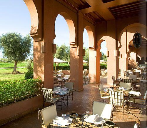 Luxury Photo Album: Morocco Luxury Resort Photo Album And Hotel Images
