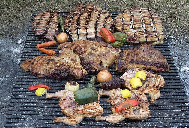 Guide to an argentine asado argentina food food for Argentine cuisine culture