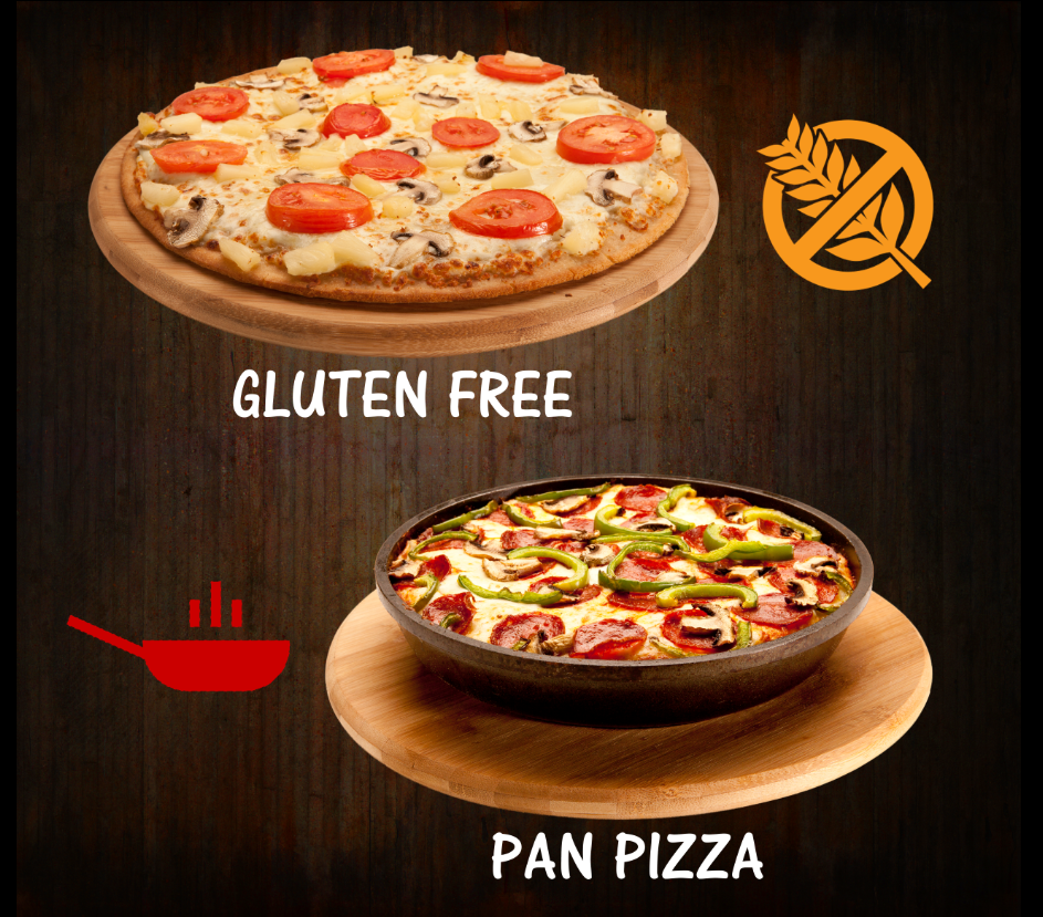 Serving Ottawa S Best Gourmet Pizza With Top Quality Gluten Free Pizza And Delicious Pan Pizza Options Gourmet Pizza Halal Recipes Gluten Free Crust