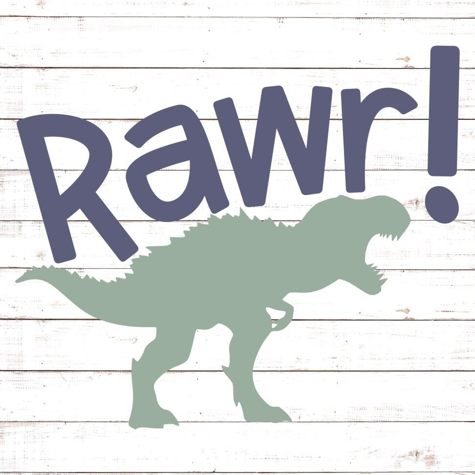 Download Rawr! Trex Dinosaur | Cricut svg files free, Svg free ...