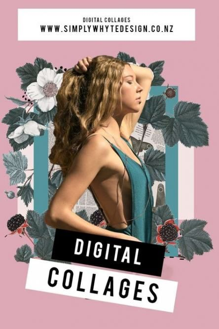 36 Trendy Ideas For Fashion Collage Magazine Layout Inspiration #magazinelayouts