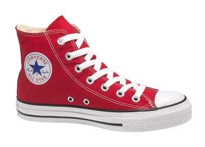 converse shoes for girls red