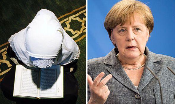 Lähes puolet Saksan turkkilaiset sanovat Islam on tärkeämpää kuin noudattavien laki