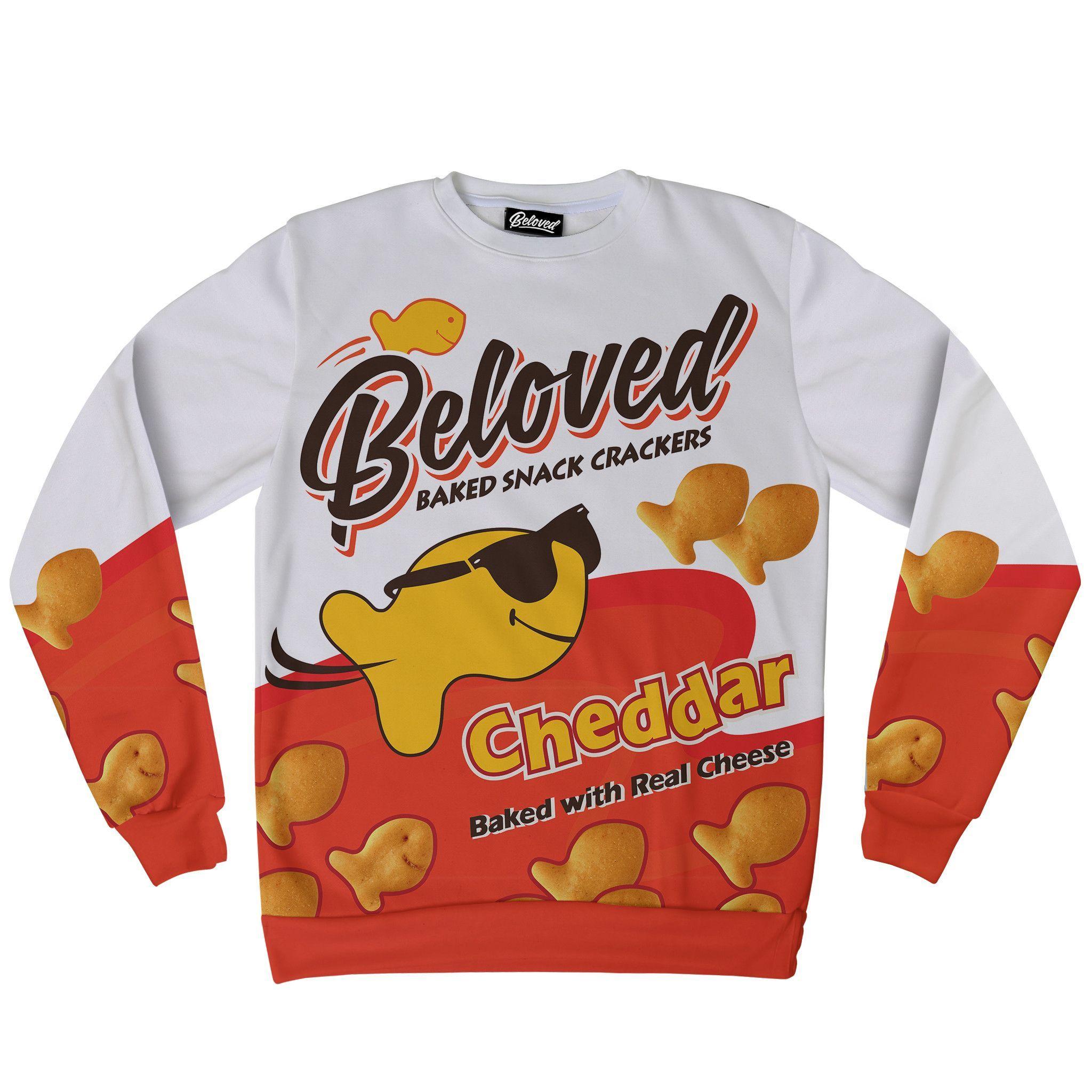 ad892b709 Beloved Goldfish Sweatshirt | closet. | Beloved shirts, Sweatshirts ...