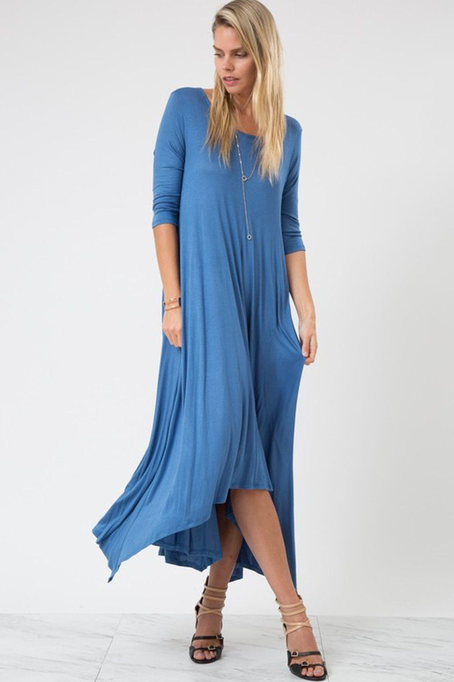 Pin by talleulah montgomery on best dress designs pinterest blue