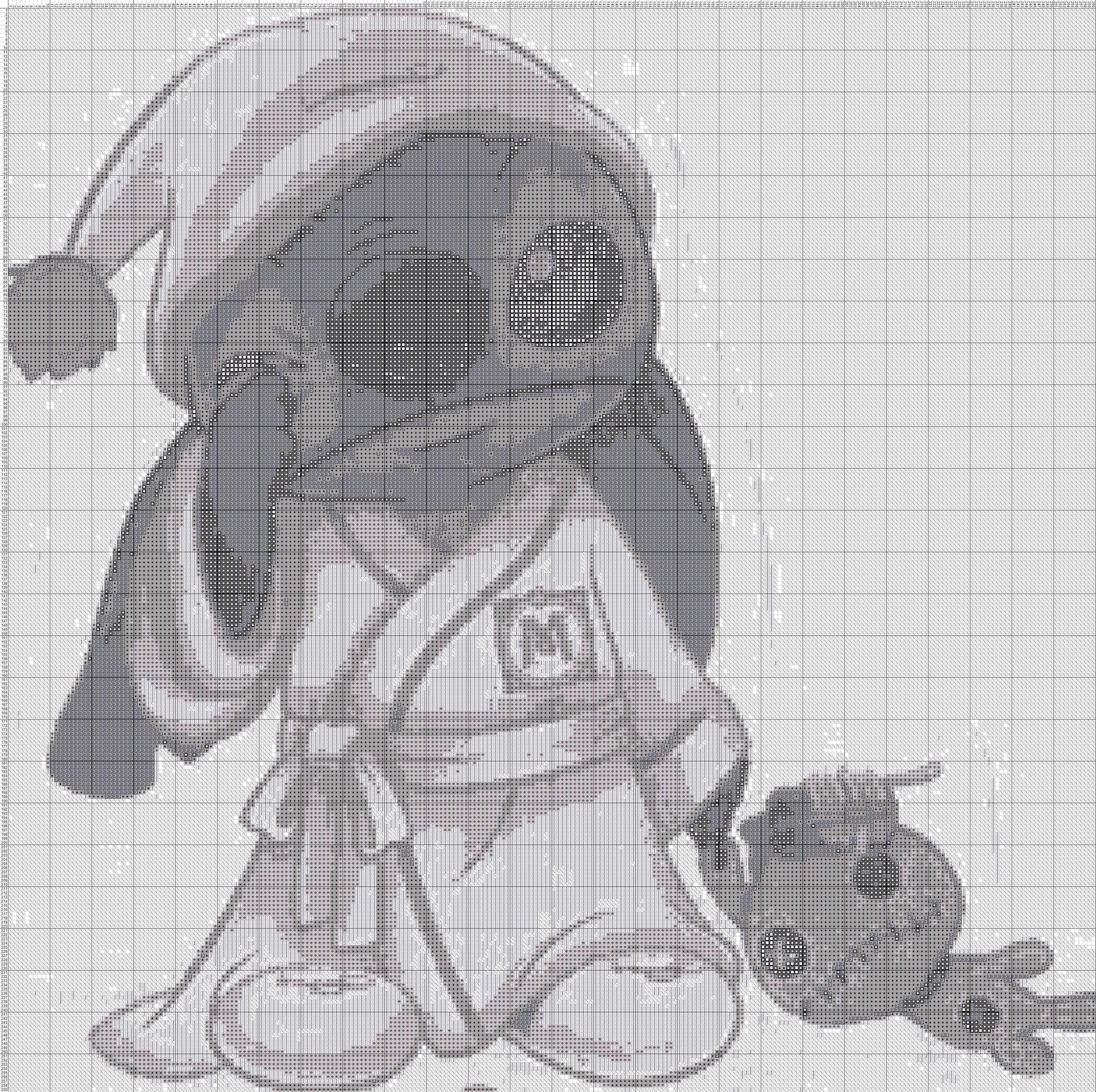 Point de croix Lilo et Stitch | cross stitch | Pinterest | Stitch ...