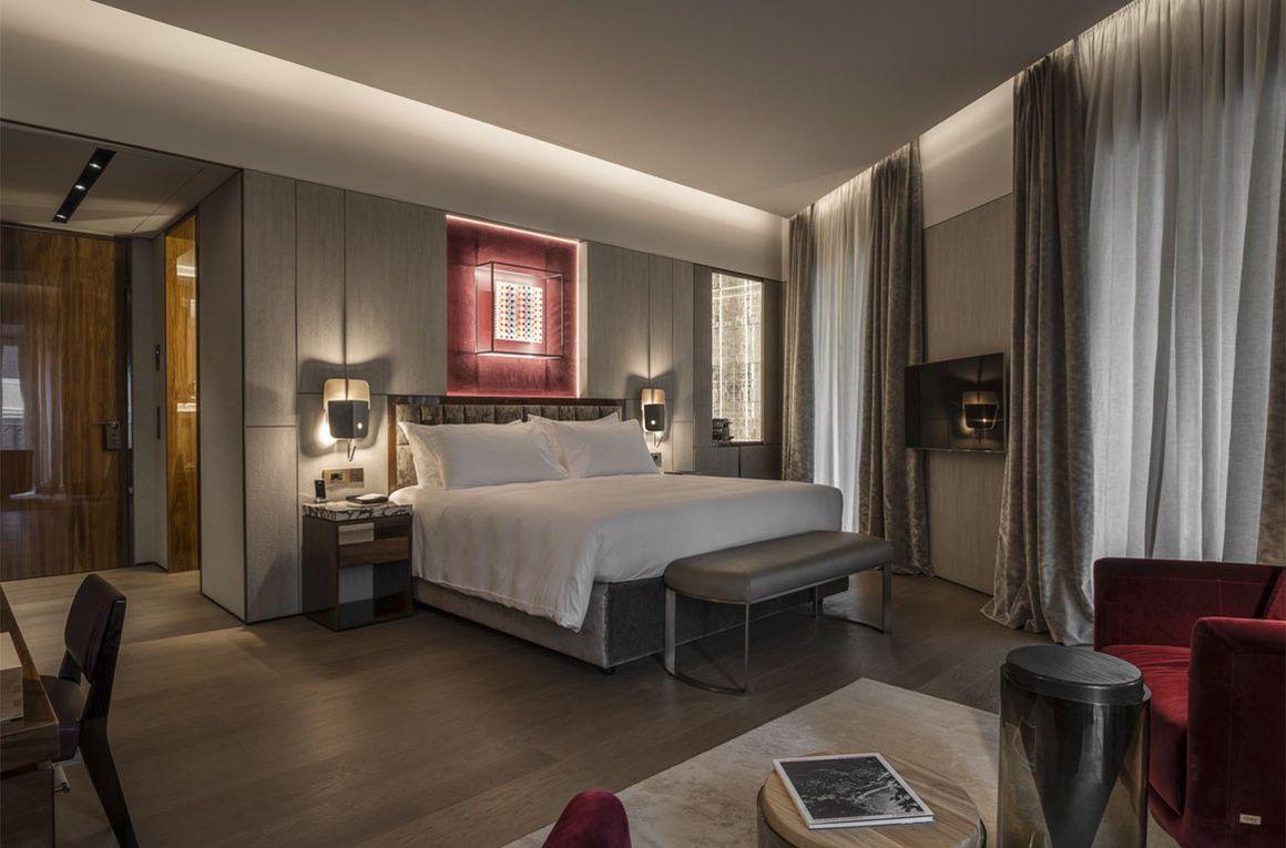 Fendi ouvre un hôtel à Rome - LE BAZAR DES TENDANCES