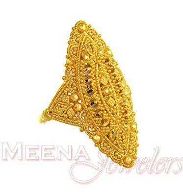 gold toe rings india j e w e l r y Pinterest