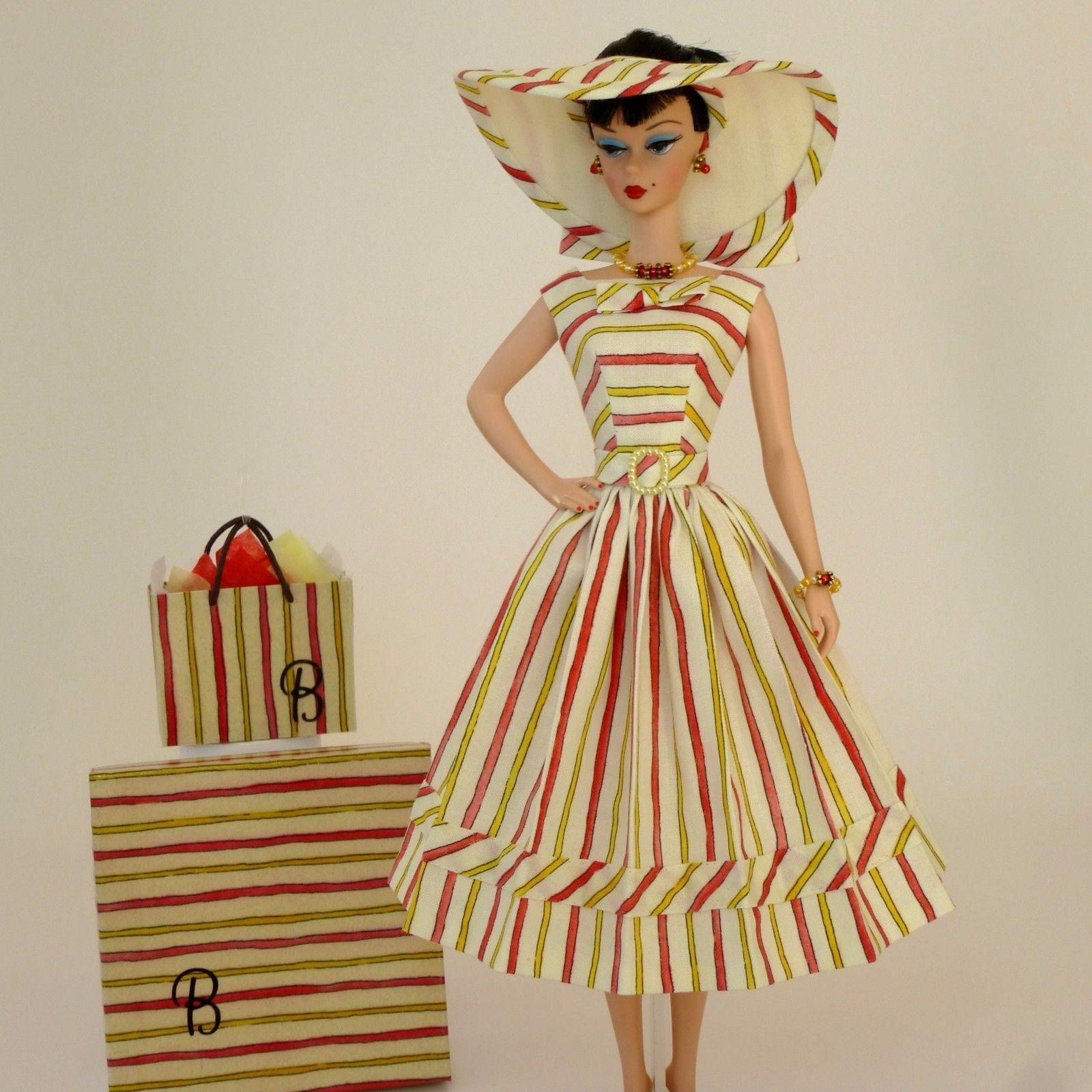 Ooak Handmade Vintage Barbie Silkstone Fashion By Roxy Rayelle Ebay Vintage Barbie Barbie Fashion Barbie Dress