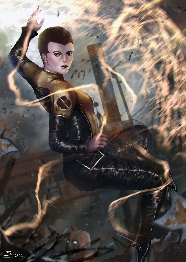 Browse Art Negasonic Teenage Warhead Marvel Teenage Warhead Hero Movie