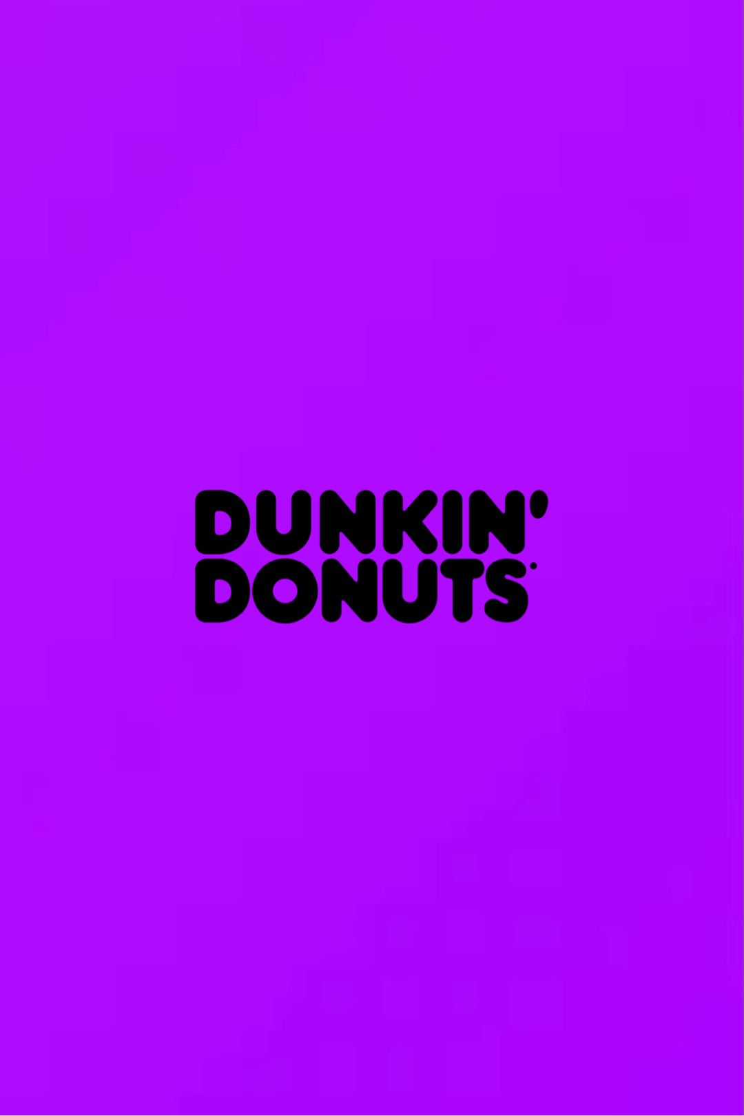 Pin By Icons On Neon Purple Neon Purple Dunkin Donuts Dunkin