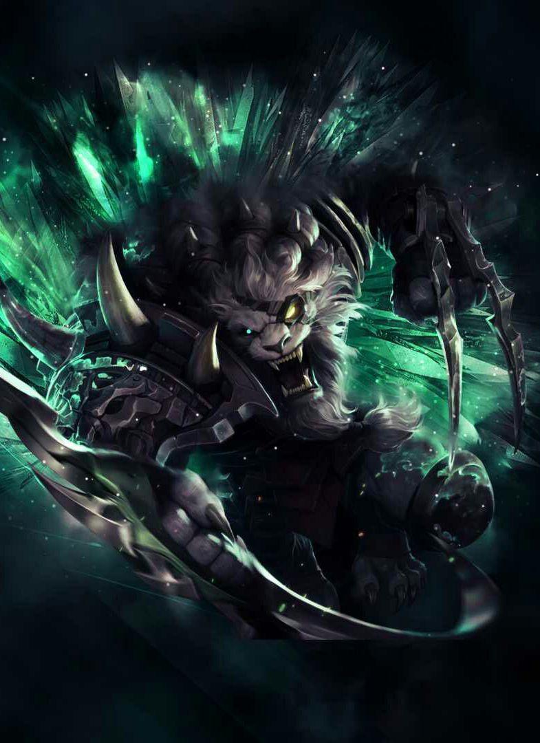 Rengar League Of Legends Wallpapers League Of Legends