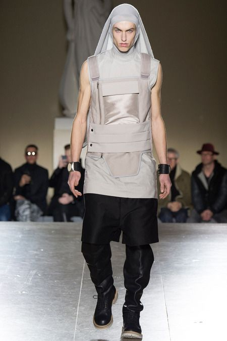 Rick Owens Fall-Winter 2014 Men's Collection