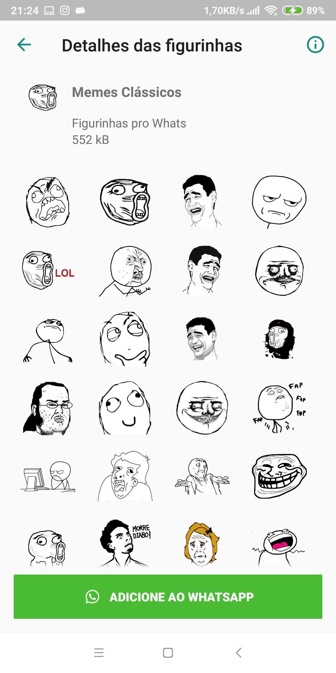 Figurinhas Para Whatsapp Stickers Memes E Frases Para Android Apk Baixar Memes Stickers Figurinhas