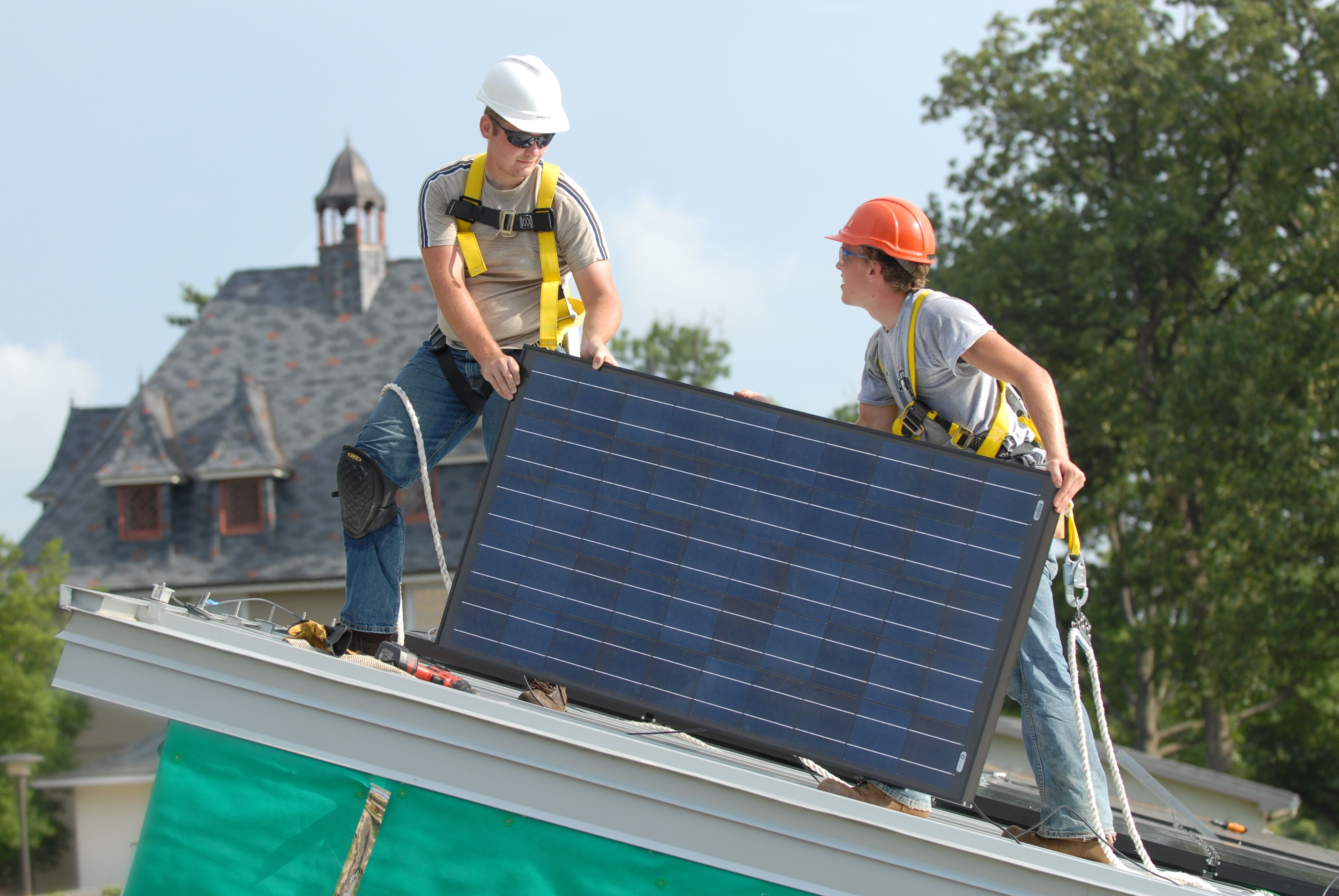 Can my hoa prevent me from going solar with images