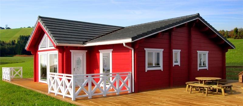 bienvenidos al pinterest de donacasaes fabricamos casas de madera