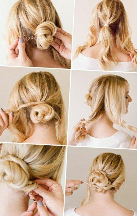 Einfache Hochsteckfrisuren Mittellanges Haar Http Stylehaare Info 191 Einfache Hochst Dirndl Frisuren Mittellange Haare Hochsteckfrisur Frisur Hochgesteckt
