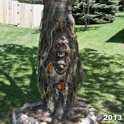 LED Tree Ghost Halloween Prop Holiday  Seasonal « Delay Gifts
