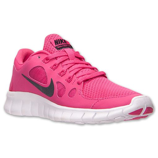 1cda1ce5dd48 Girls  Grade School Nike Free Run 5 Running Shoes