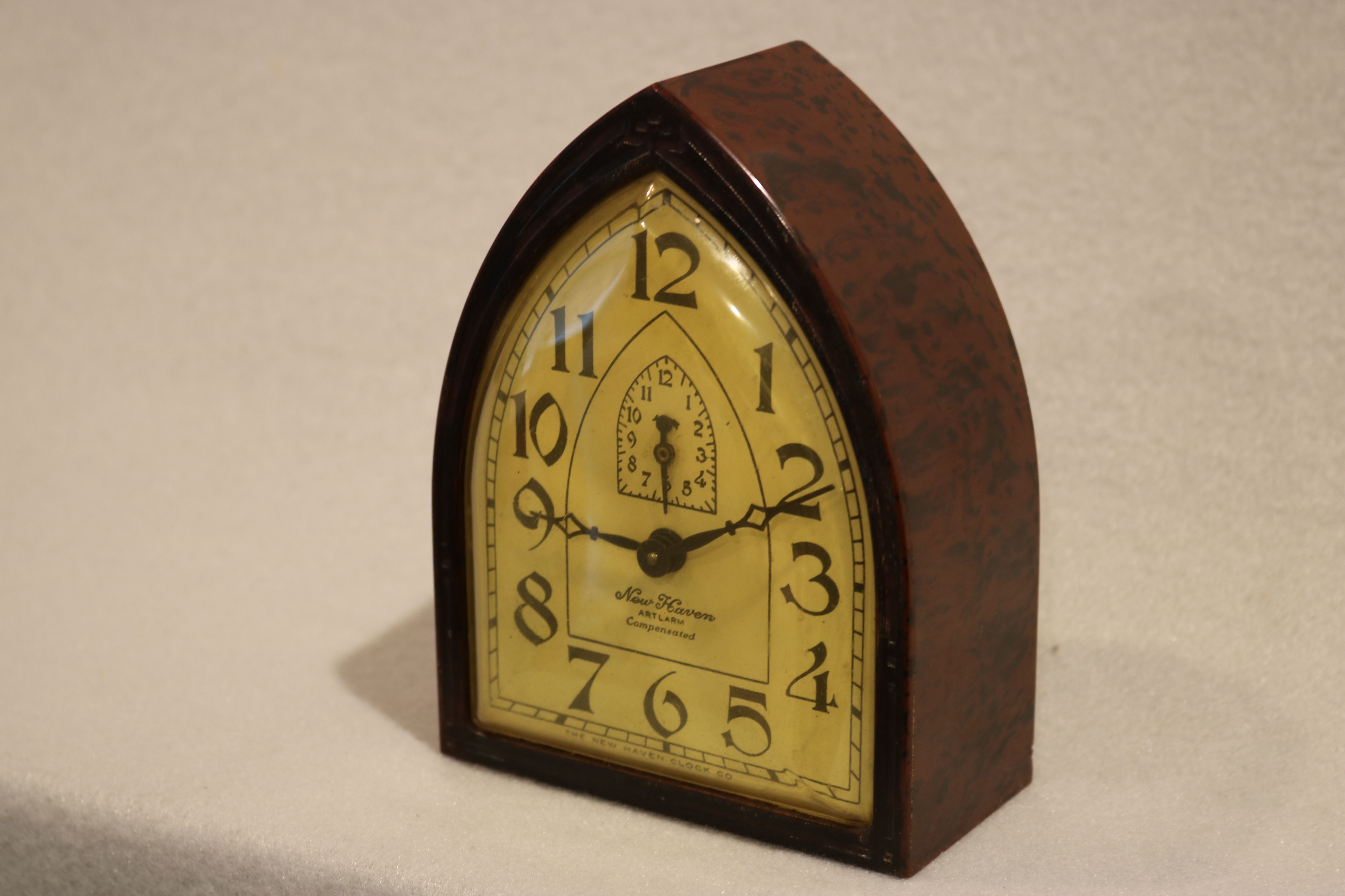 from Matthias dating new haven clocks