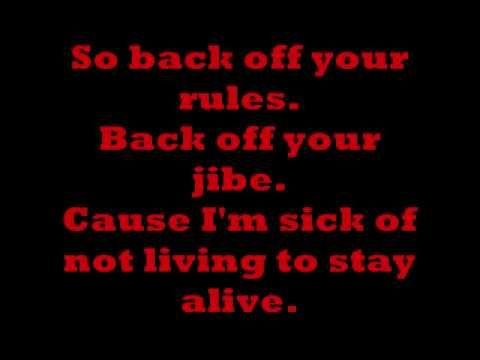 The Offspring All I Want Lyrics Wanted Lyrics Lyrics All I Want