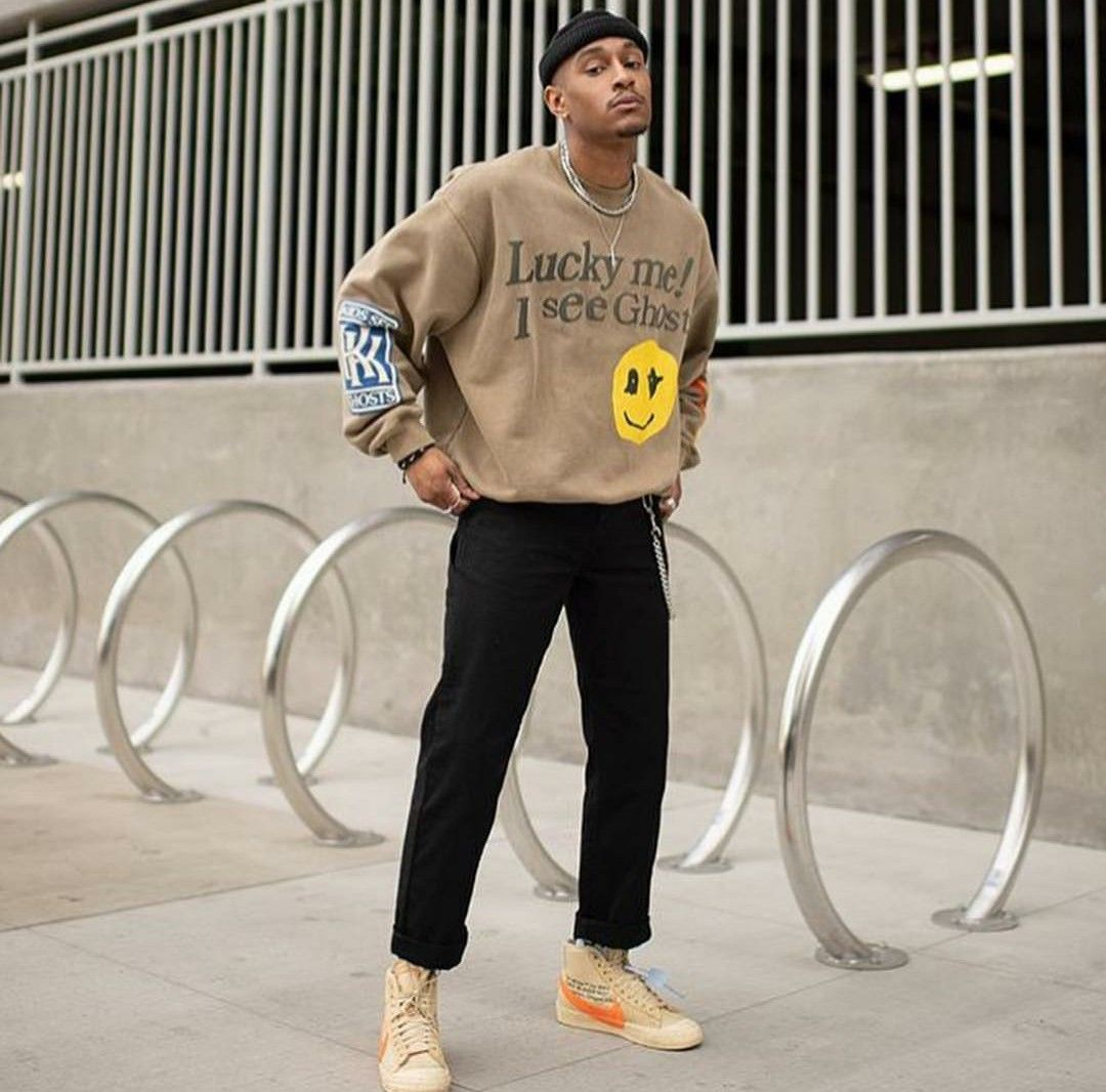 Men's Urban Trouser   Mens street style, Streetwear outfit