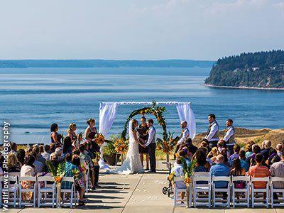 Chambers Bay Golf Club University Place Weddings Tacoma Wedding Venues 98467 Wedding Venues Beach Washington Wedding Venues Wedding Venues Washington State