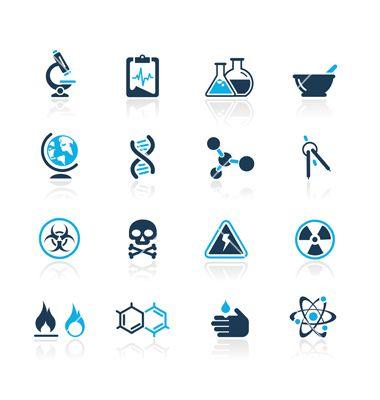 Science icons vector  Icon  Pinterest  아이콘