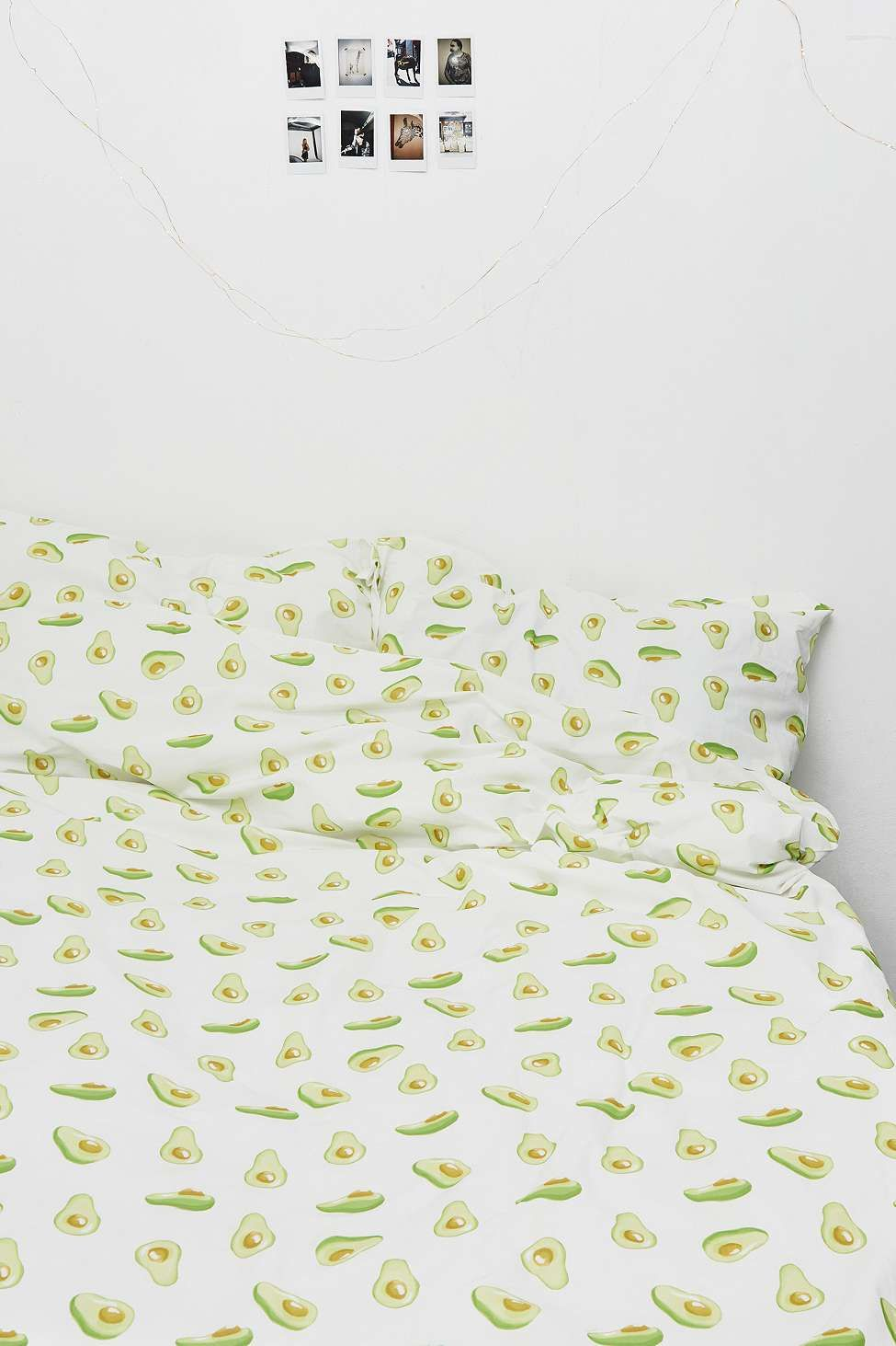 Avocado Print Duvet Set In 2020 Bettwasche Bettbezug Und Bettdecke
