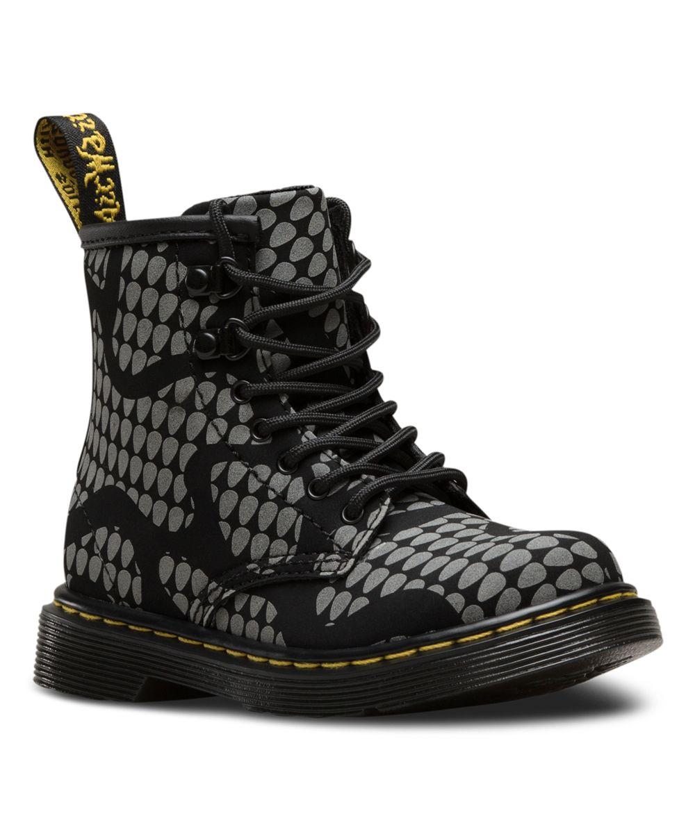 Black Brooklee Ankle Boot - Kids