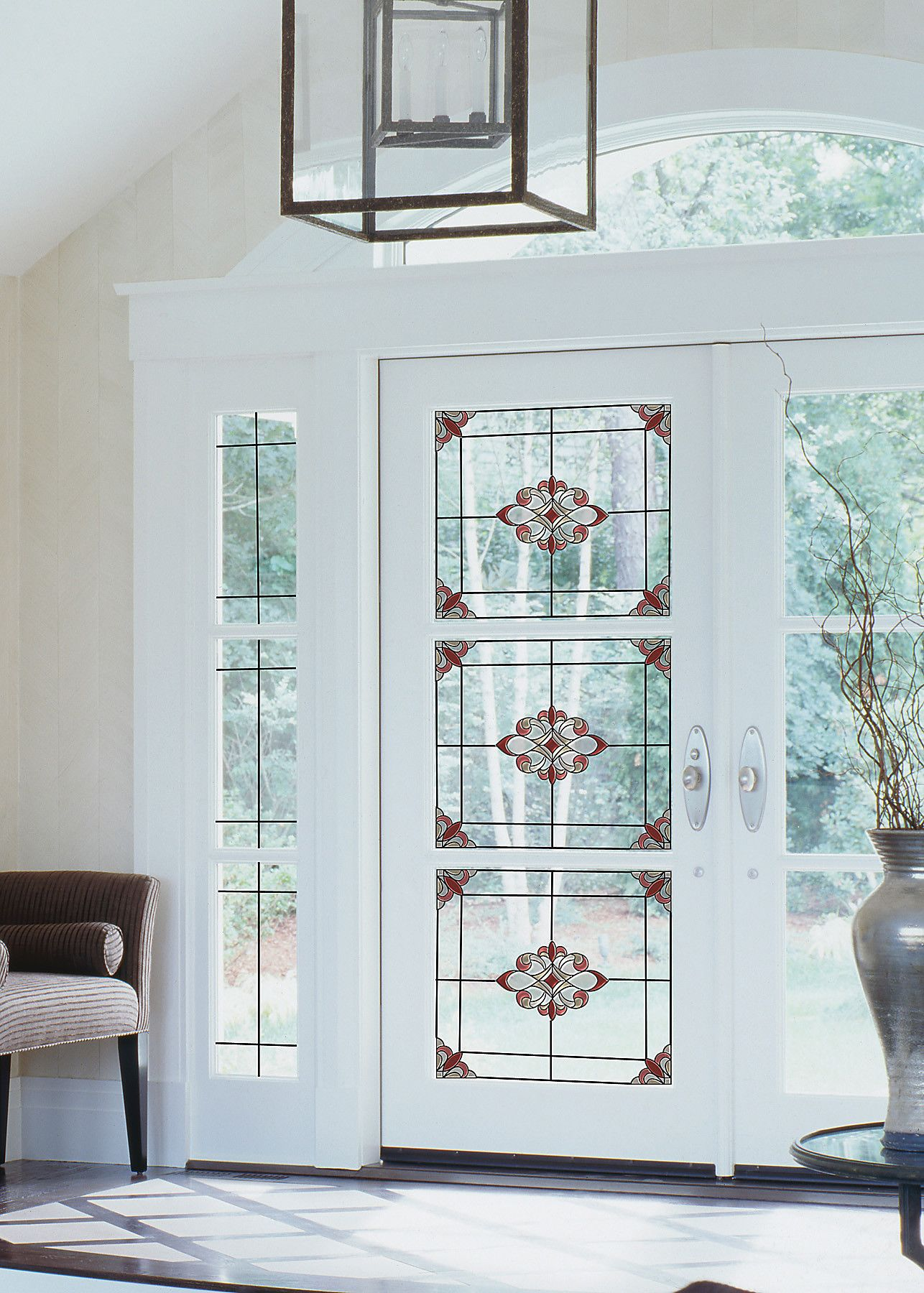 Brewster Home Fashions Peel And Stick Window Decor Westwood Decals Home Window Design Design