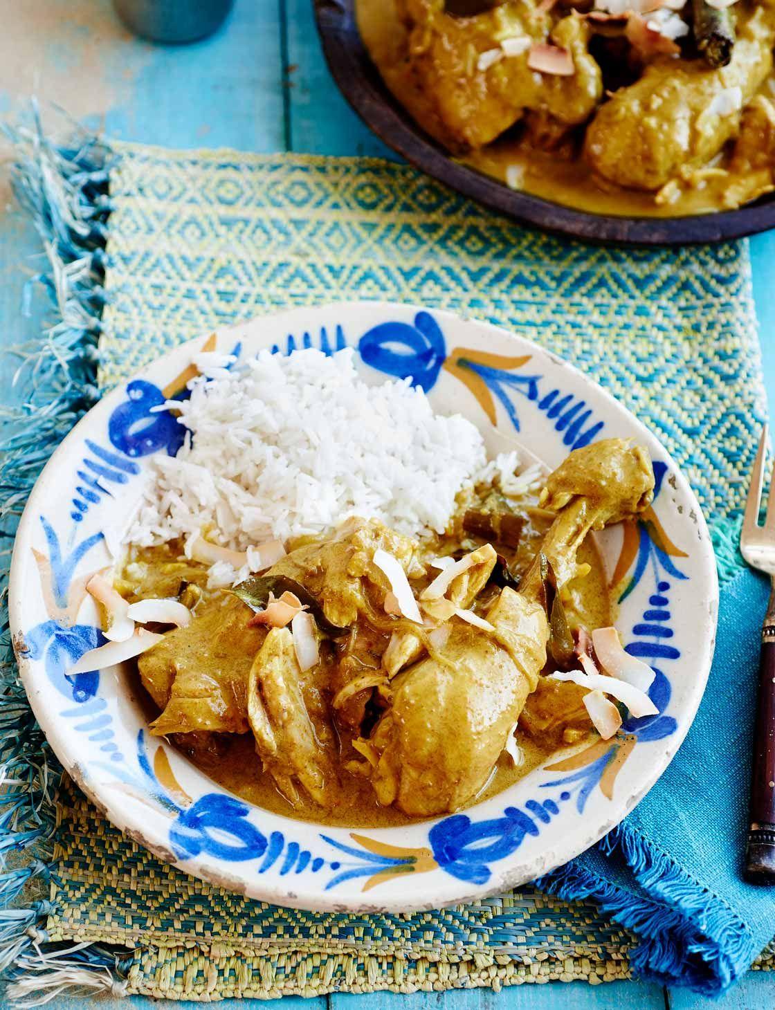 Maldivian Chicken Curry