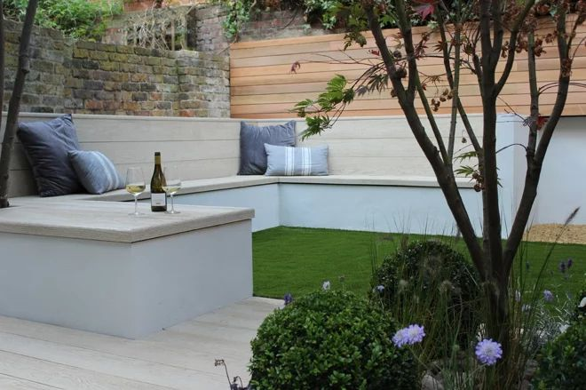 10 Low-Maintenance Backyard Ideas #sichtschutzpflanzen