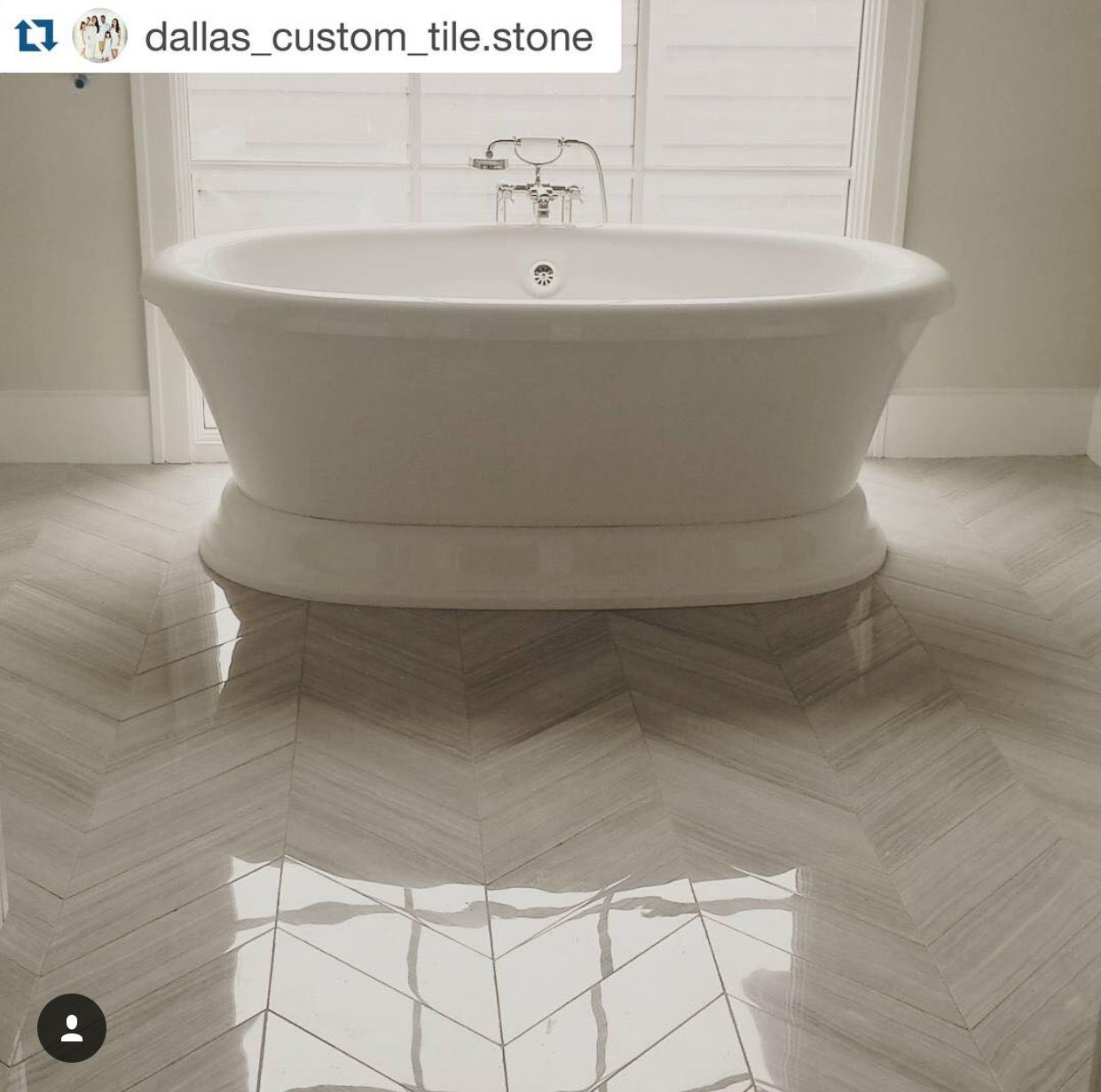 Pin By Arizona Tile On Blissful Bathrooms