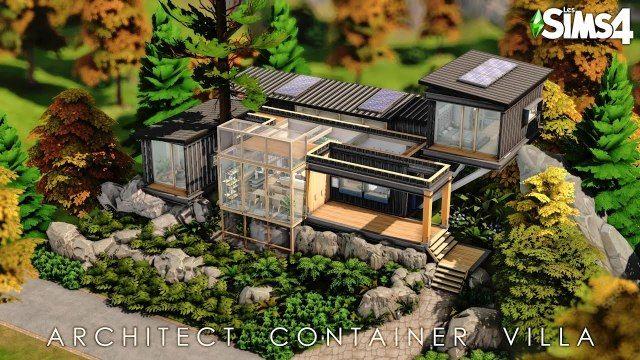 Architect Container Villa No CC by DH4S