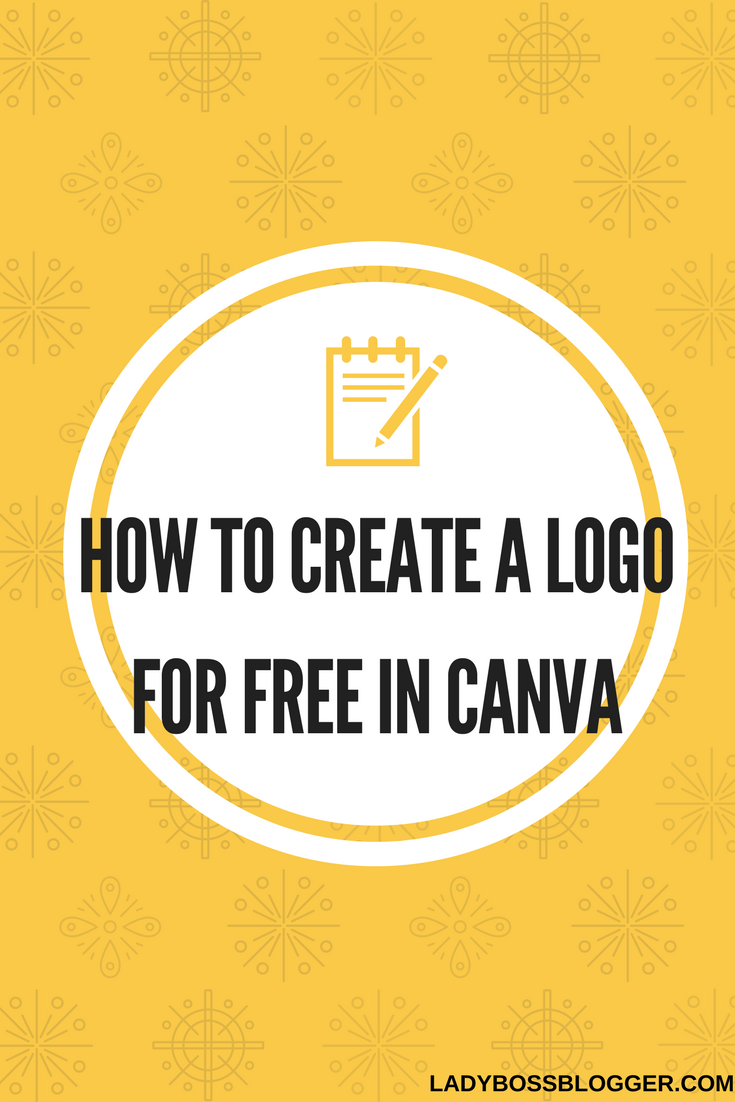 How To Create A Logo For Free In Canva Create a logo