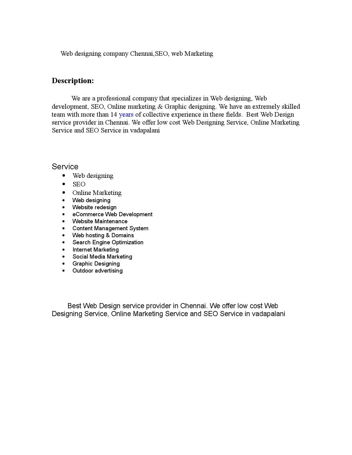 Web Designing Company Chennai Seo Web Marketing Web Marketing Web Design Company Web Design