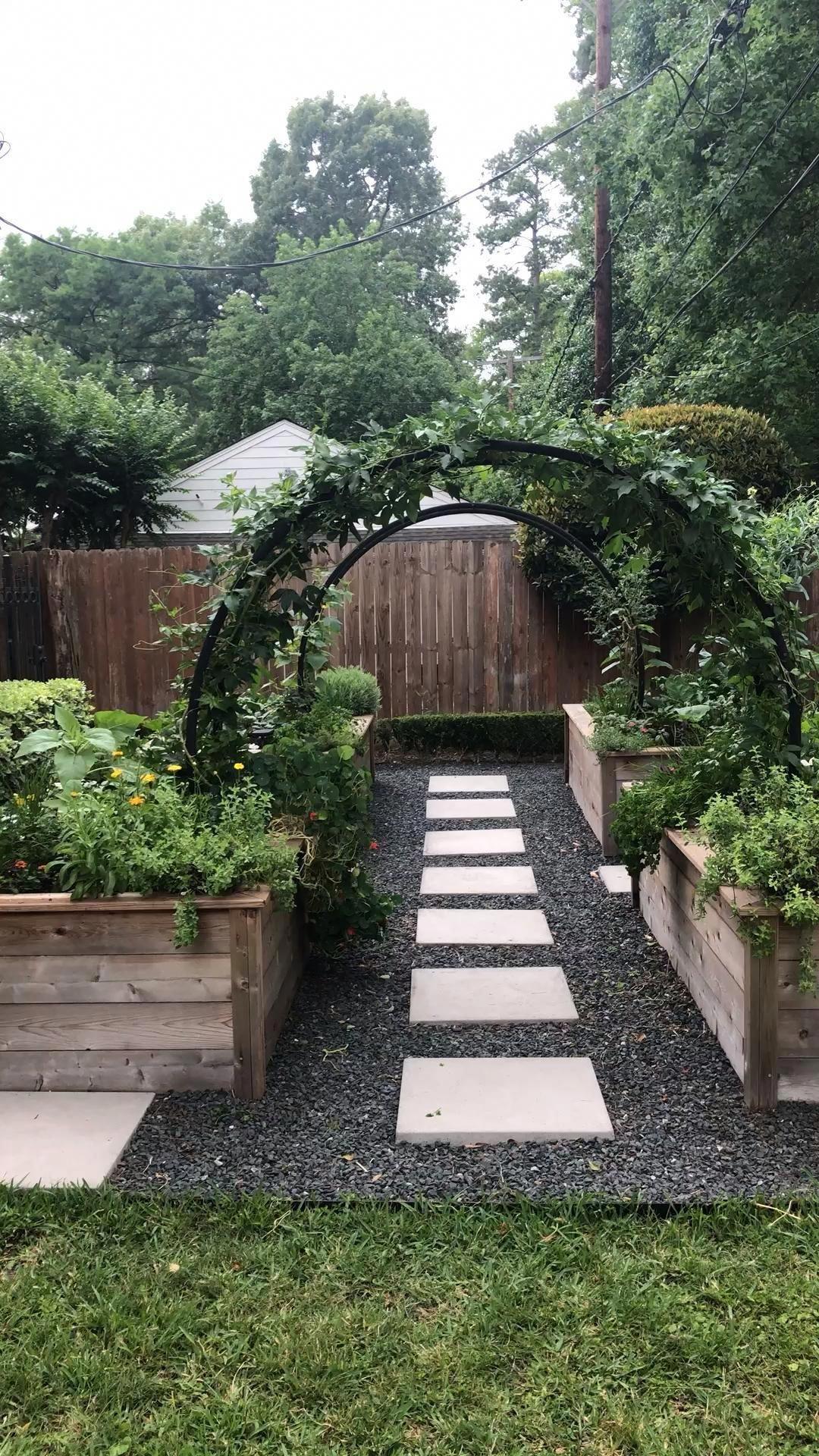 Backyard Landscaping Cost In 2020 Garden Design Backyard Garden Design Modern Garden Landscaping
