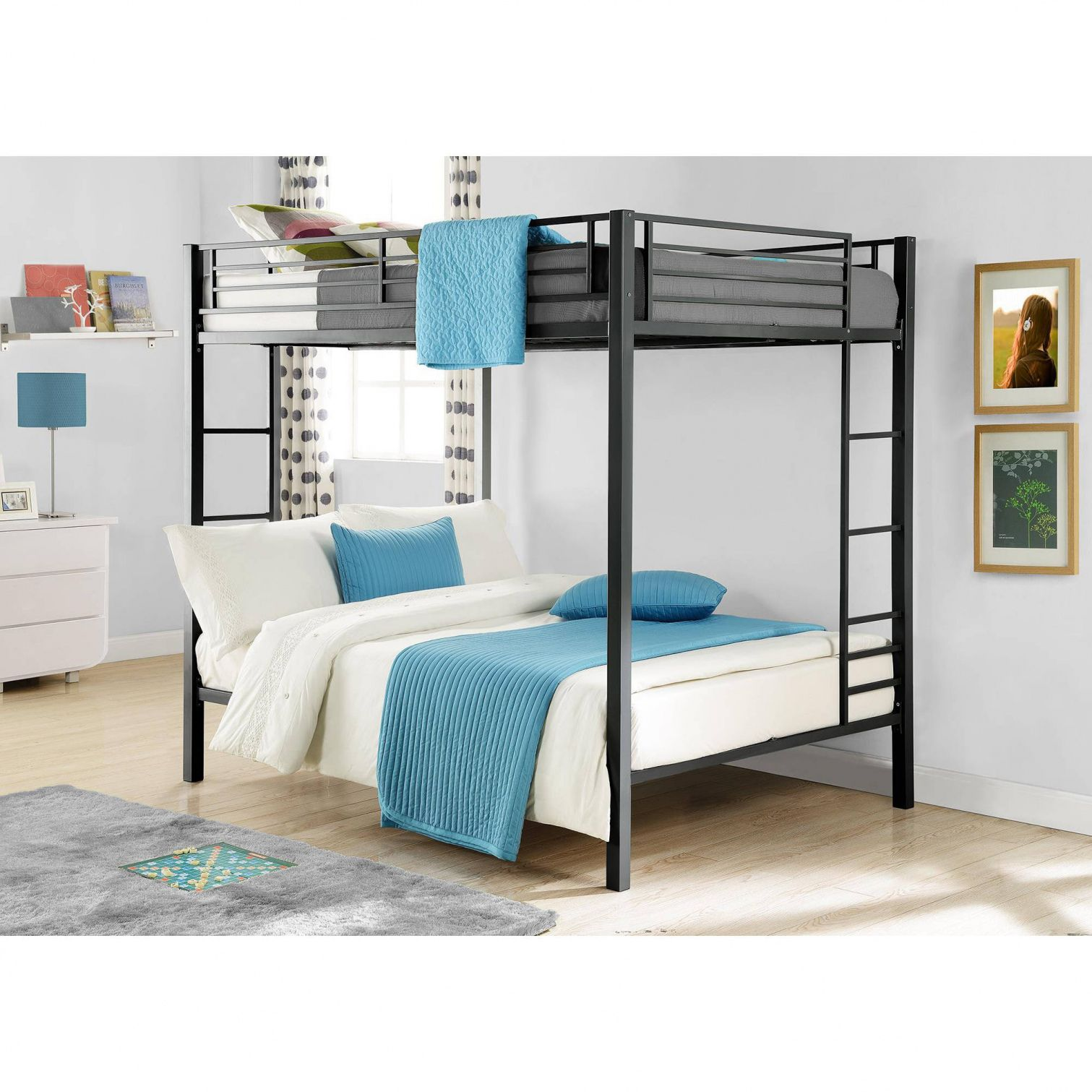 Walmart Kids Bunk Beds Most Popular Interior Paint Colors Check - Walmart girl bedroom furniture