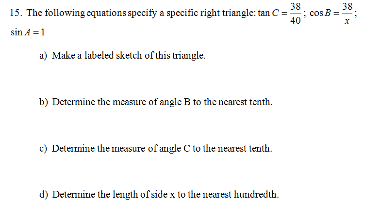 Inverse Trig Functions Worksheet (pdf) and Answer Key. 29 scaffolded ...