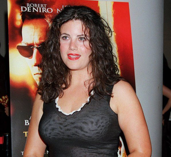 Pin On Bill Clinton And Monica Lewinsky Together