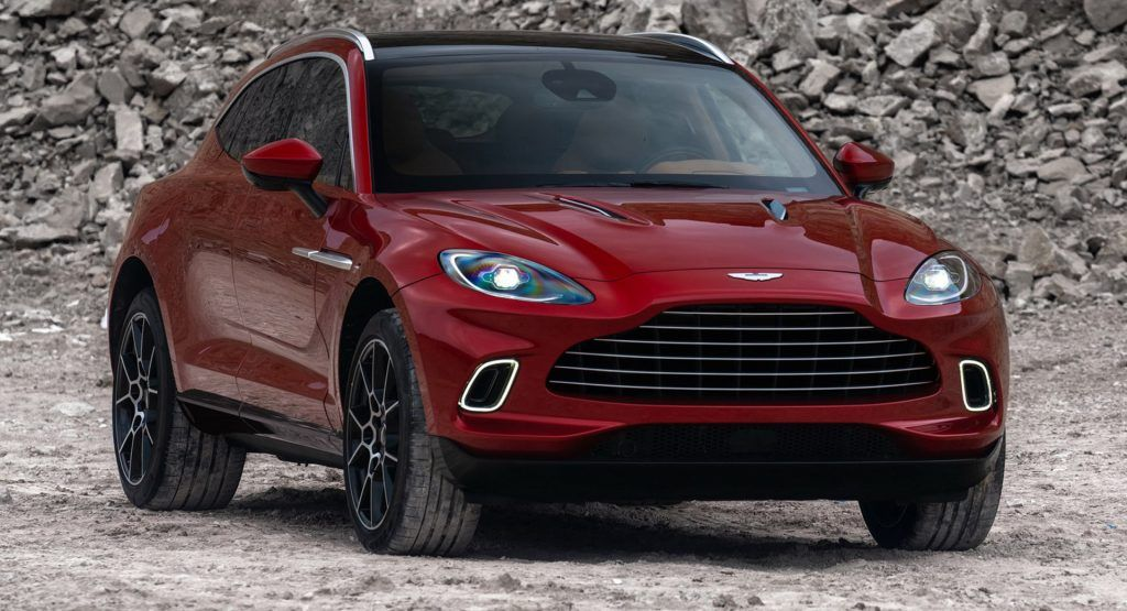 Aston Martin Confirms It Is Talking With Potential Investors