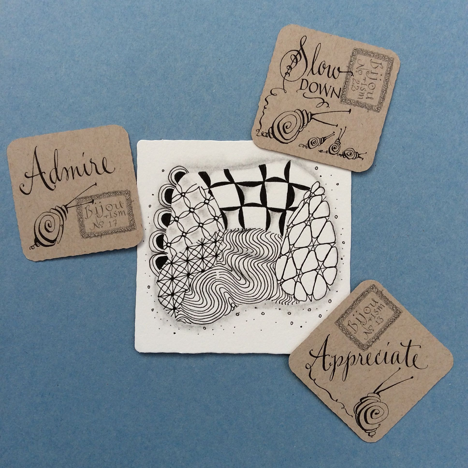 Zentangle By Nancy Domnauer Certified Zentangle Teacher